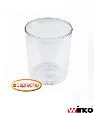 Cafeteria Capracho Winco Deposito Policarbonato 901 P1