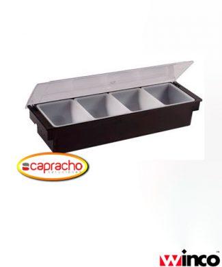 Accesorio Bar Capracho Winco Organizador Barra CCH 4