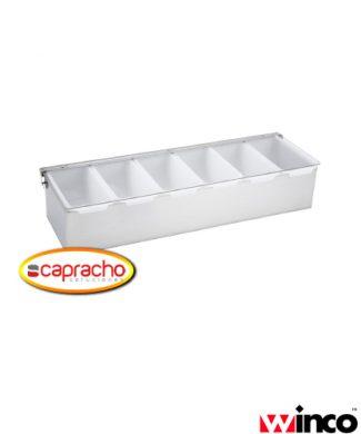 Accesorio Bar Capracho Winco Organizador Barra CDP 6