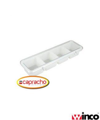 Accesorio Bar Capracho Winco Organizador Barra BC 4P1