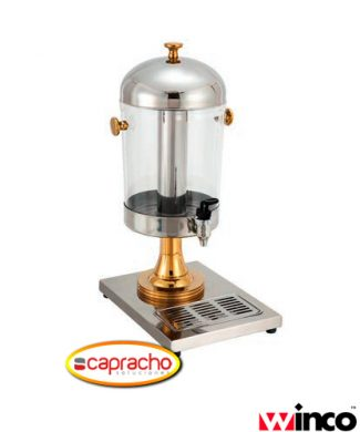 Cafeteria Capracho Winco Dispensador Jugo 901