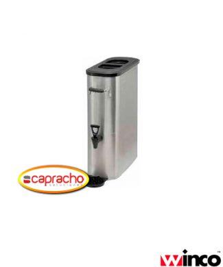 Cafeteria Capracho Winco Dispensador Te Helado SSBD 5