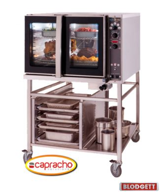 Cocina Industrial Capracho Blodgett Horno Conveccion HV 100 SINGLE