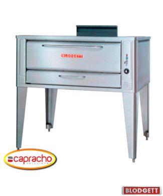 Cocina Industrial Capracho Blodgett Horno Piso Refractario 1048