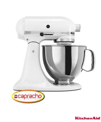Cocina Industrial Capracho Kitchenaid Batidora KSM150PSWH