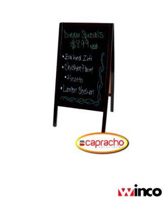 Cocina Industrial Capracho Pizarron Winco MBAF 1