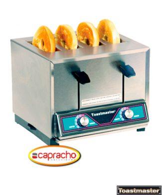 Cocina Industrial Capracho Toastmaster Tostador Pan BTW09