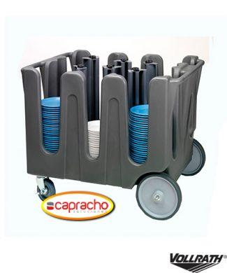 Cocina Industrial Capracho Vollrath Carro Platos ADC 4