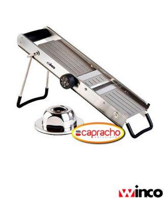 Cocina Industrial Capracho Winco Mandolina MDL 18