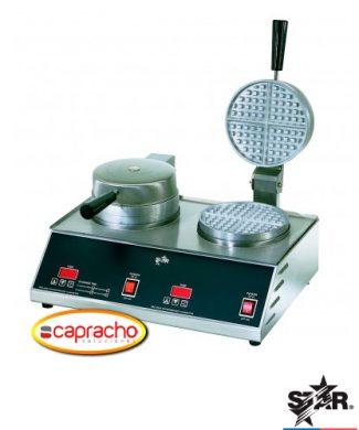Comida Rapida Capracho Star Wafflera SWB7R2E