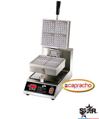 Comida Rapida Capracho Star Wafflera SWB8SQE
