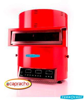 Comida Rapida Capracho Turbo Chef Horno Pizza FIRE