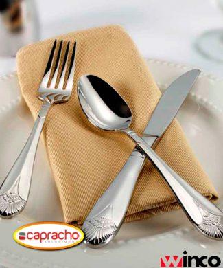 Evento Capracho Winco Plaque Cubierto PEACOCK