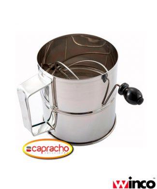 Reposteria Panificacion Capracho Winco Cernidor RFS 8