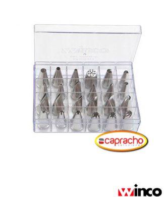 Reposteria Panificacion Capracho Winco Duya CDT 24